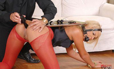Фото №11 Муж наказал жену анальным испытанием