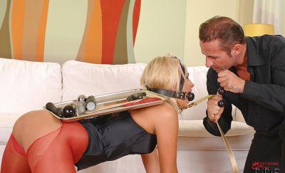 Фото №14 Муж наказал жену анальным испытанием