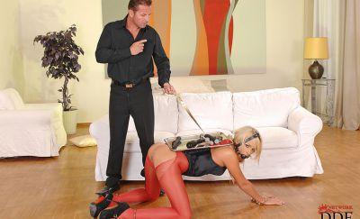 Фото №16 Муж наказал жену анальным испытанием