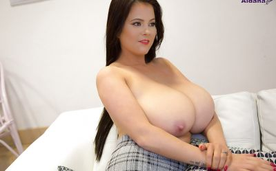 Фото №13 Жена с огромными висячими дойками