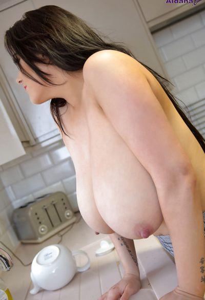 Фото №7 Жена с огромными висячими дойками