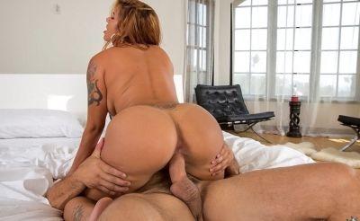 Фото №7 Жесткий секс с сочной латиной