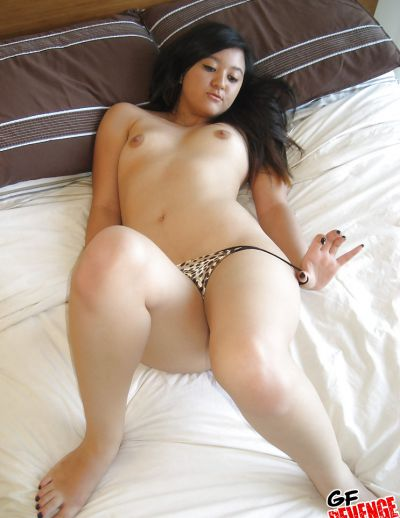 Фото №6 Скромная азиатка показала сочную попку и бритую киску